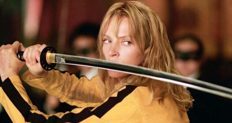 Uma Thurman kill bill kostümü