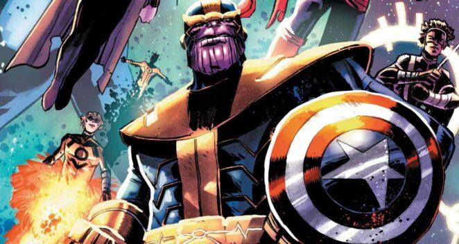 Earth-15121 Marvel Comics Alternatif Evrenleri