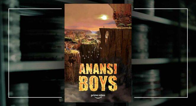 anansi boys dizi poster