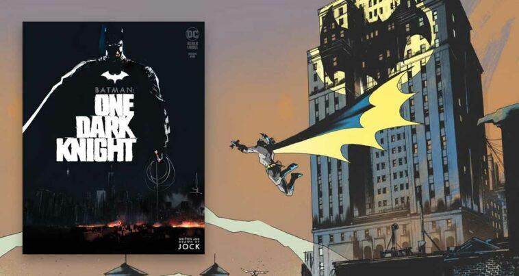 Batman: One Dark Knight