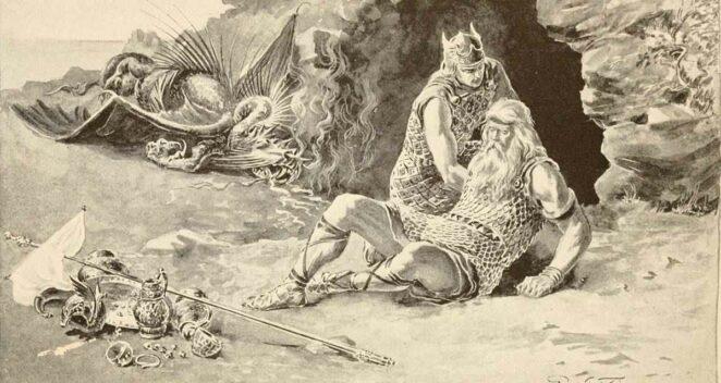 beowulf destanı hakkında