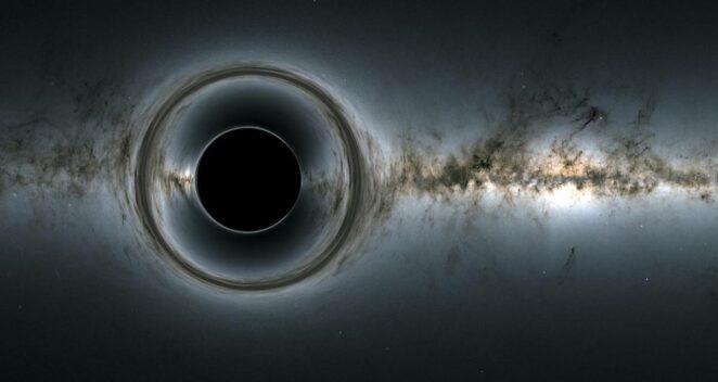 Einstein, Genel Görelilik Teorisi kara delik