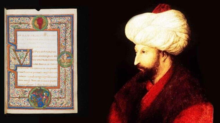 fatih sultan mehmet epik şiir keşif