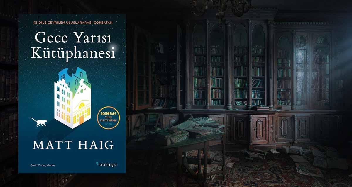 Gece Yarısı Kütüphanesi - Matt Haig