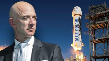 Jeff Bezos uzay yolculuğu blue origin
