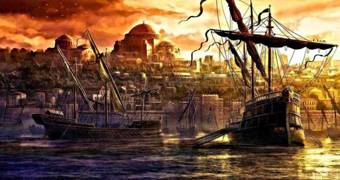 konstantinopolis eski
