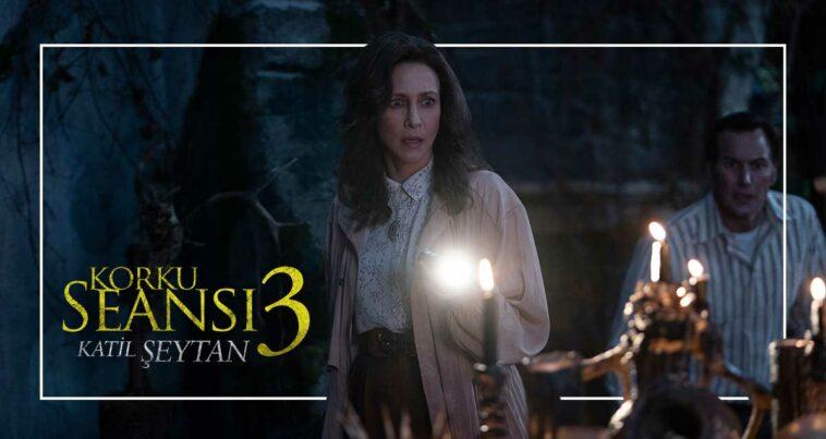 Korku Seansı 3: Katil Şeytan İncelemesi: The Conjuring Evreni