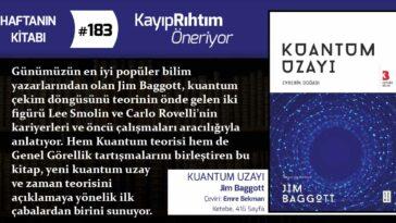 Kuantum Uzayı - Jim Baggott | Haftanın Kitabı #183