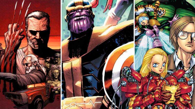 Marvel Comics En Çılgın 10 Alternatif Evren