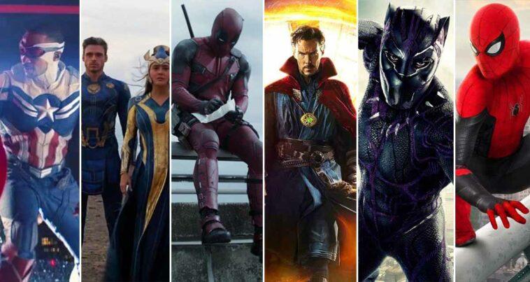 Black Widow Sonrası Çıkacak Tüm Marvel Yapımları