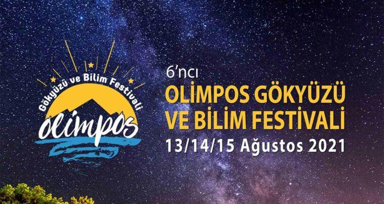 6. Olimpos Gökyüzü ve Bilim Festivali