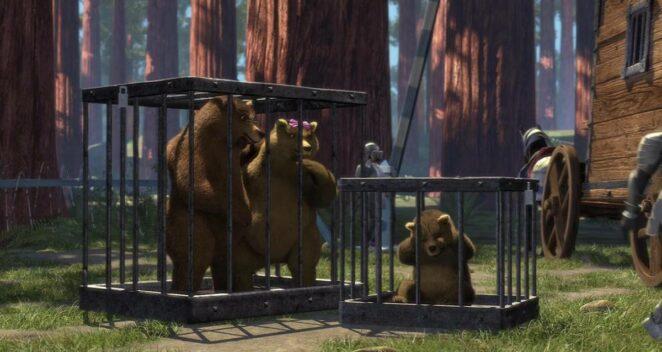 şrek ayı ailesi