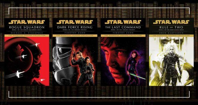 Klasik Star Wars romanları