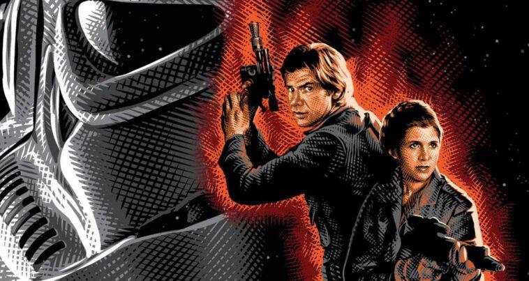 Klasik Star Wars romanları Thrawn üçlemesi