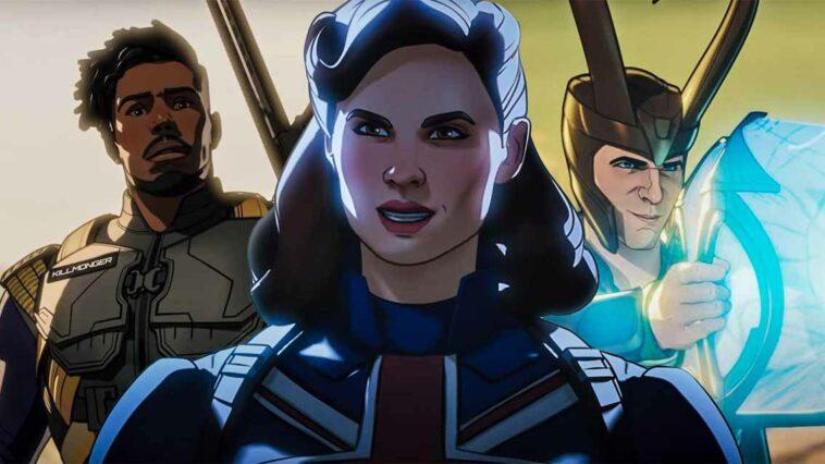 What If…? Fragman Marvel