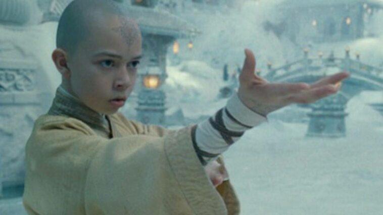Yeni Avatar: The Last Airbender Dizisi Çekim Tarihi