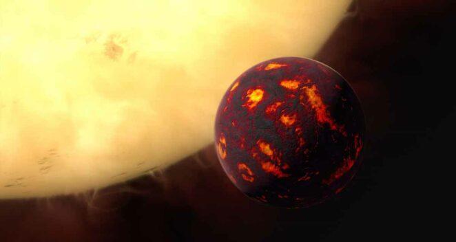 55 Cancri e: Evrendeki En Değerli Gezegen