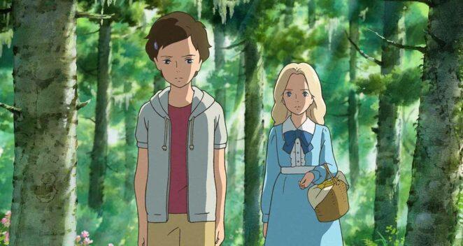 Anna (Marnie Oradayken) Studio Ghibli animeleri