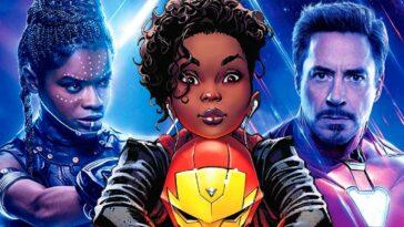 Black Panther 2 set görselleri