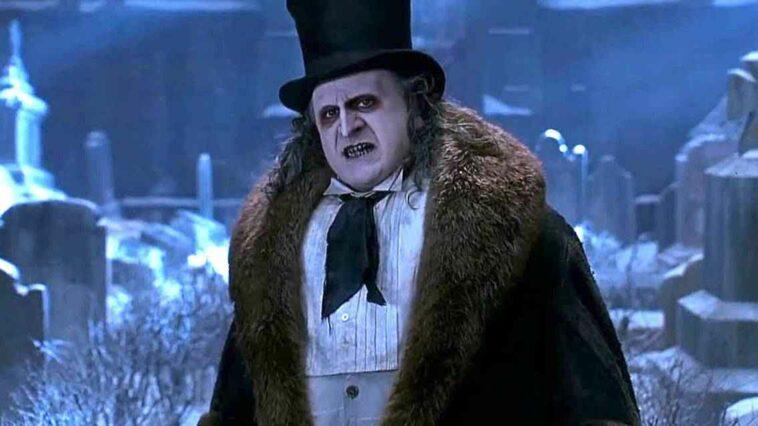 Danny DeVito penguin çizgi roman