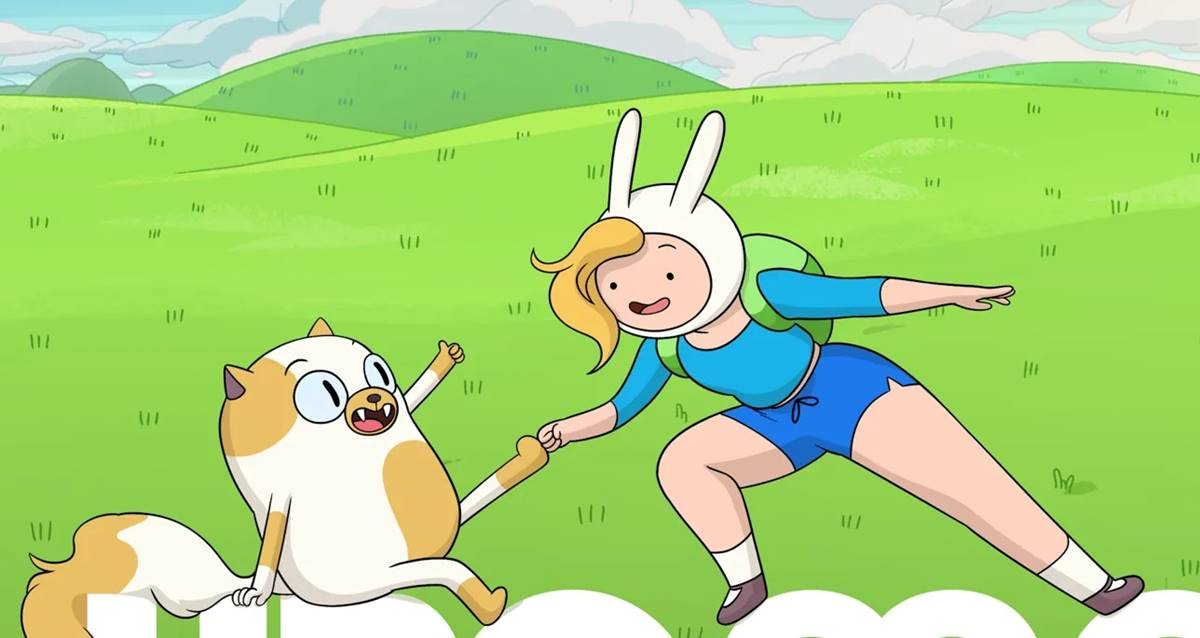 Fionna and Cake: Yeni Adventure Time Dizisi