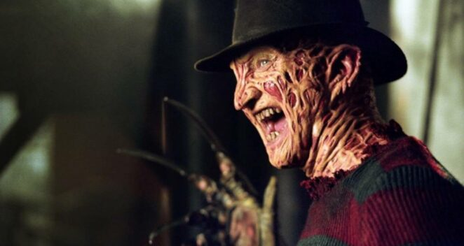 Freddy Krueger korku filmleri