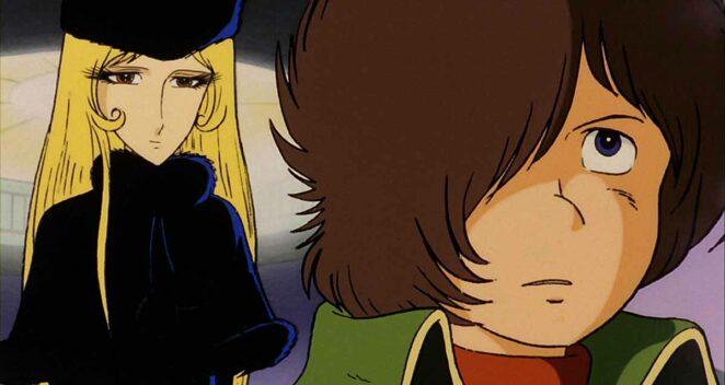 Galaxy Express 999 Mamoru Hosoda anime öneri