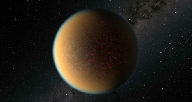 Gliese 1132b: İki Atmosfer