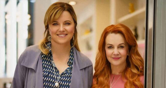 Lucy Lawless ve Renee O'Connor