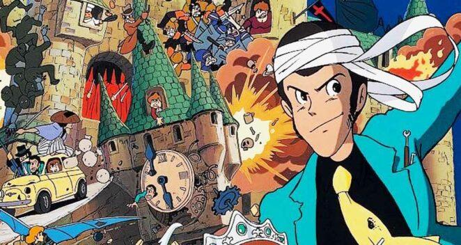 Lupin III: The Castle of Cagliostro Mamoru Hosoda anime öneri