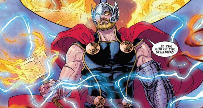 Mjölnir Marvel Çizgi Roman Evreni: En Güçlü 10 Silah