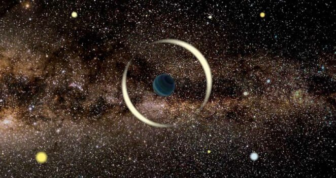 OGLE-2016-BLG-1928: Sıra Dışı Gezegen