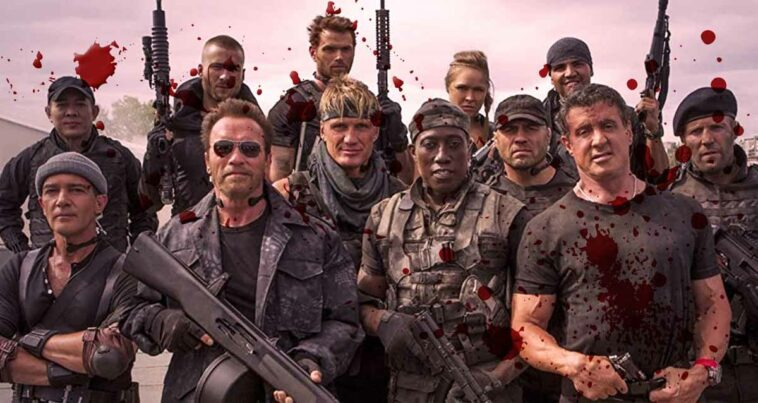 The Expendables 4