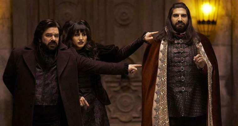 What We Do in the Shadows 3. Sezon Fragmanı
