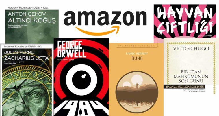 Amazon Türkiye: 2021'in En Çok Satan Kitapları