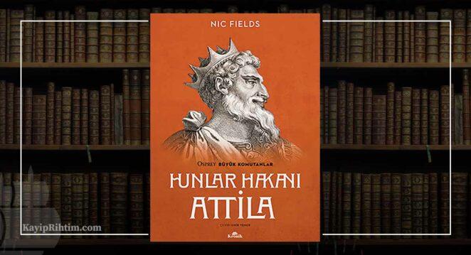 Attila - Nic Fields