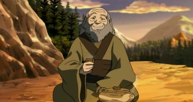 Avatar: The Last Airbender karakterleri Iroh
