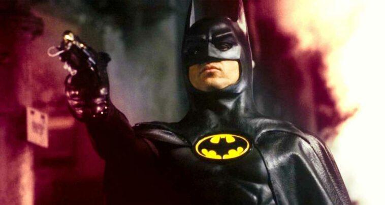 Michael Keaton, The Flash Batman