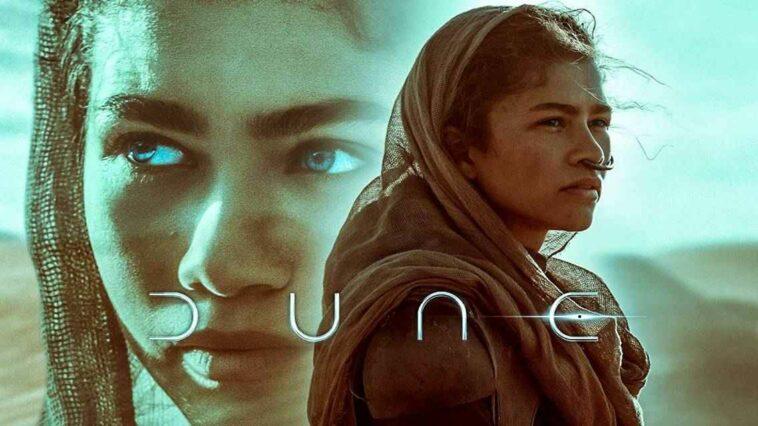 Dune 2 zendaya chani