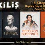 Çekiliş: Osprey Büyük Komutanlar Serisi Seti