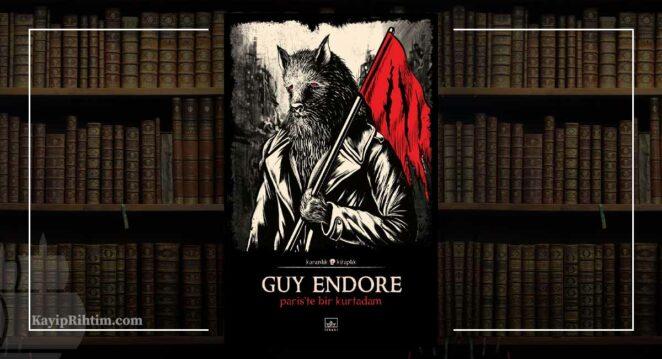 Paris'te Bir Kurtadam - Guy Endore