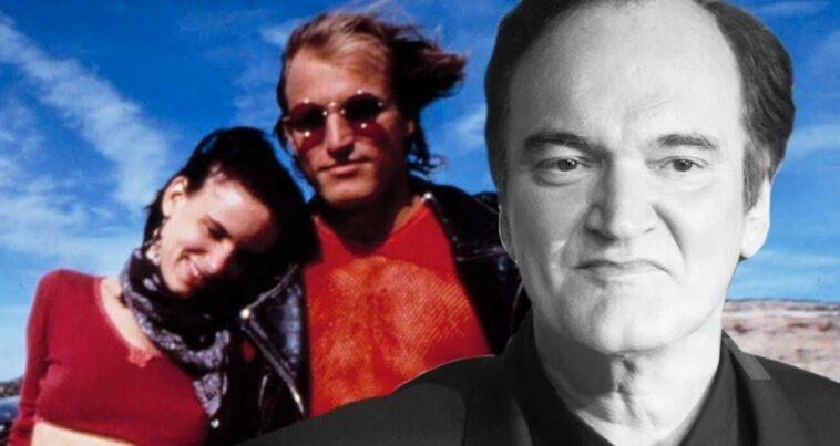 Quentin Tarantino Natural Born Killers