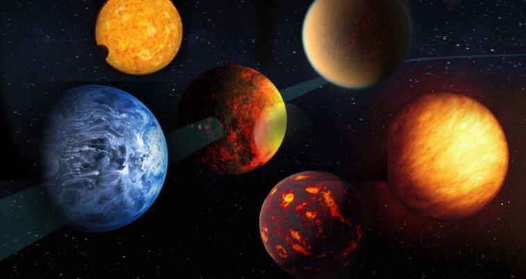 Sıra Dışı 10 Gezegen