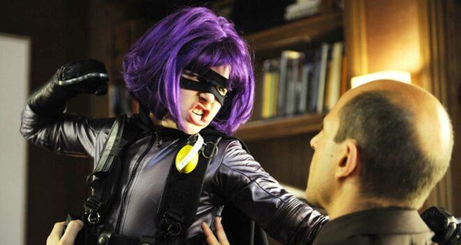 yetişkinlere yönelik süper kahraman filmleri kick-ass