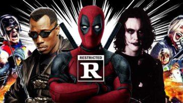 Yetişkinlere Yönelik Süper Kahraman filmleri