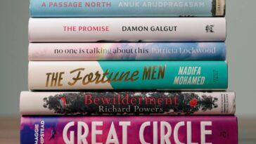 2021 Booker Ödülü Kısa Listesi