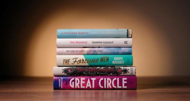 2021 Booker Ödülü Kısa Liste
