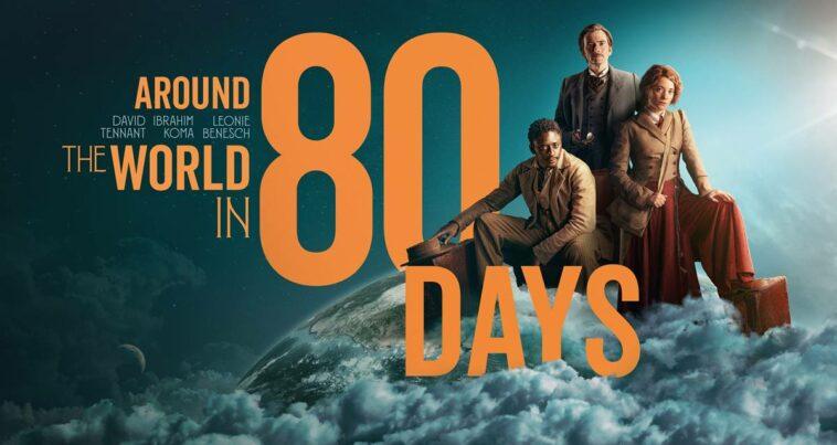 Around the World in 80 Days fragmanı bbc david tennant