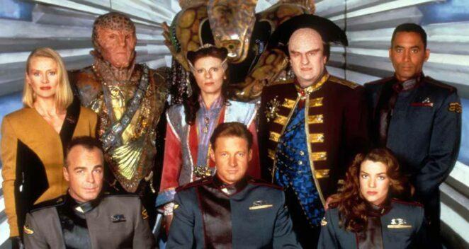 Babylon 5 Dizisi Tekrar Çekiliyor