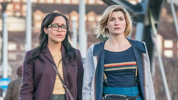 Doctor Who oyuncusu Tanya Fear